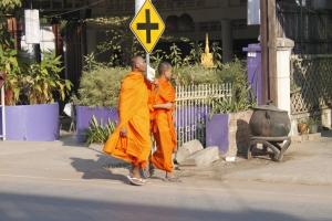 Munkkeja Siem Reapissä