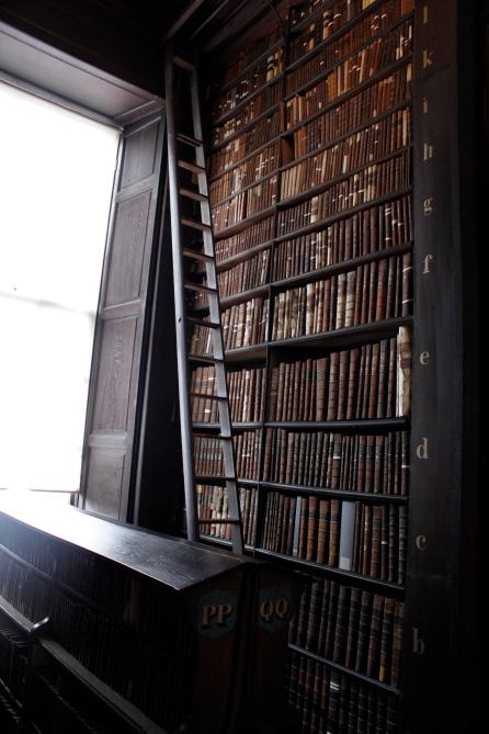 Trinity Library1