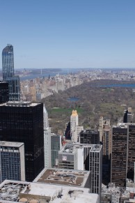Central Park yläilmoista